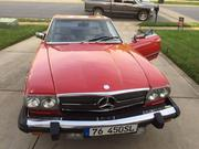Mercedes-benz 1976 Mercedes-Benz SL-Class 2 door convertible/coupe